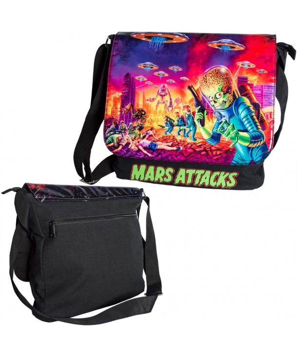 Mars Attacks Mini Messenger Bag