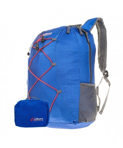 Lightweight Packable Daypack Backpack Unpack