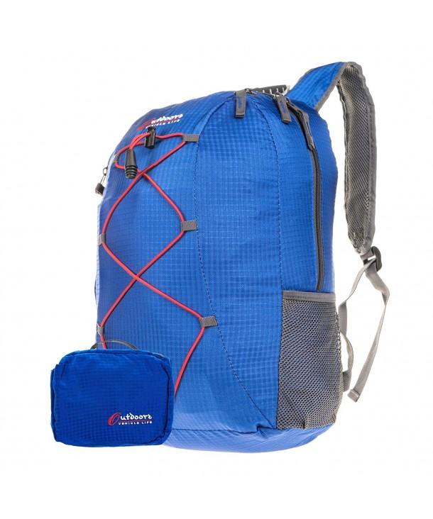 Lightweight Packable Daypack Backpack Unpack