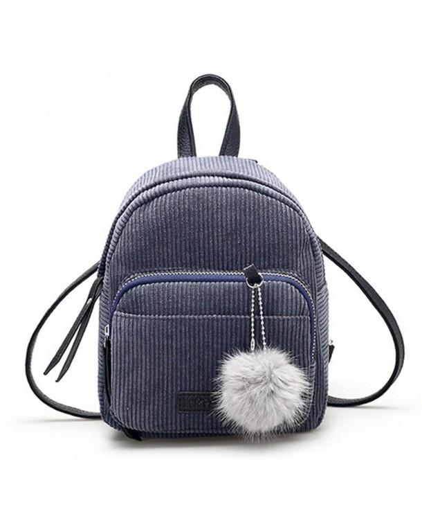 Basilion Fabric Backpack Student Shoulder
