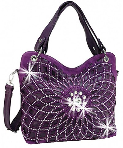 Zzfab Double Handles Starburst purple