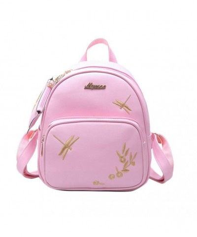 AMJapan Style DragonFly Fashion Designer Backpacks