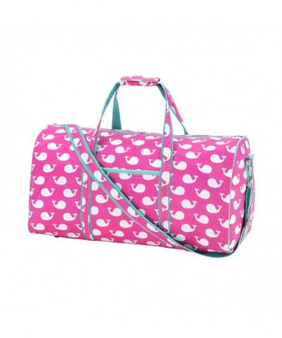 Wholesale Boutique Whales Duffel Bag