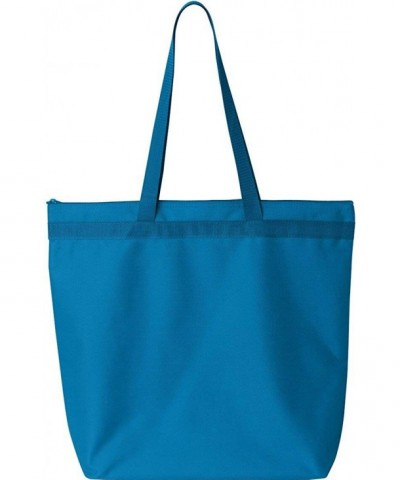 Liberty Bags 8802 Recycled Zipper