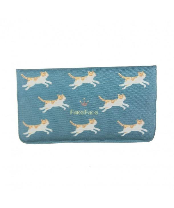 Vintage Prints Wallet Clutch Handbag
