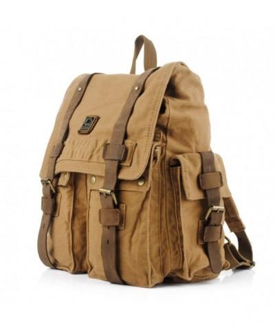 DRF Laptop Backpack Daypack Vintage