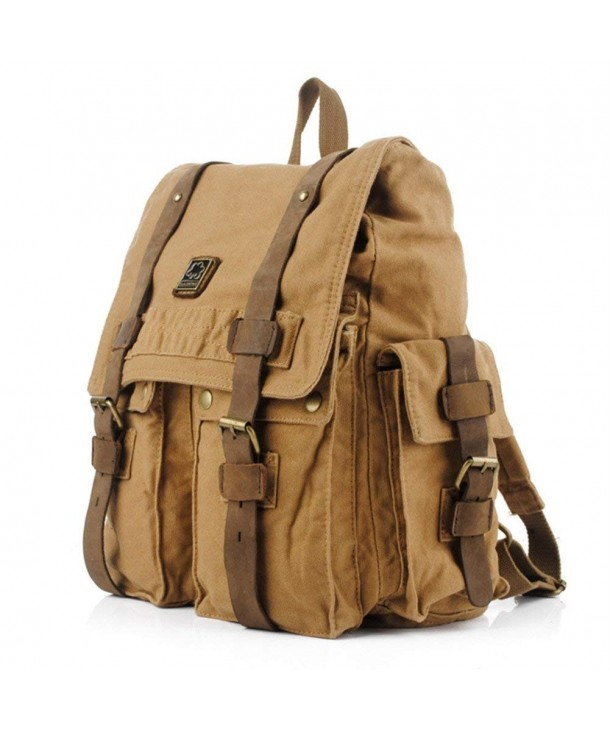 DRF Laptop Backpack Daypack Vintage