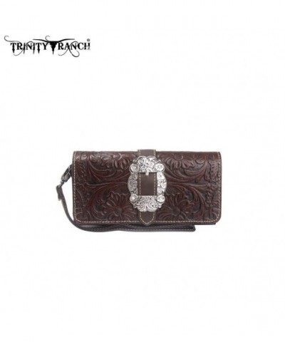 TR11 W002 Trinity Tooled Collection Wallet