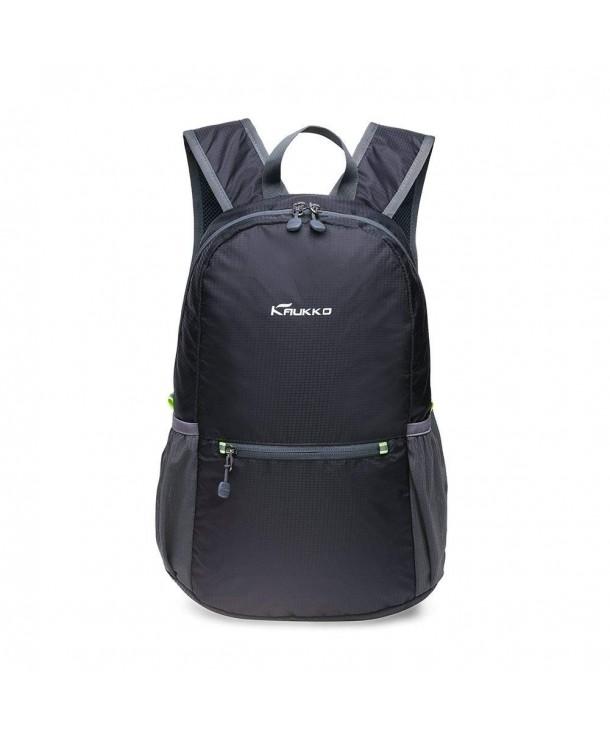 KAUKKO Lightweight Packable Backpack Resistant