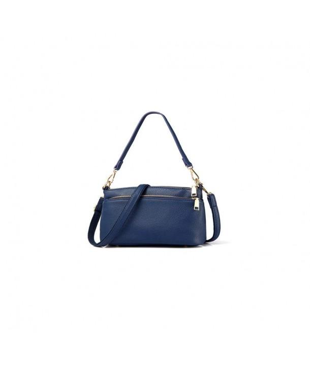Women Handbags Leather Sholder Satchel
