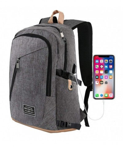 Backpack Business Microfiber Resistant Polyester