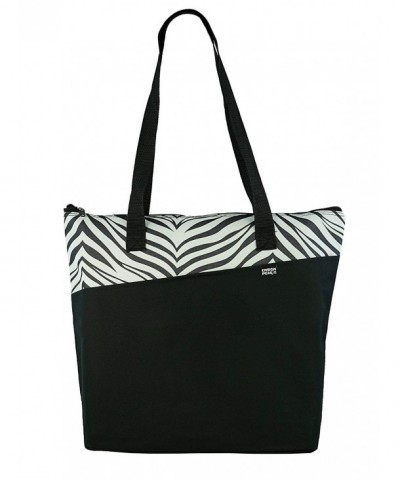Ensign Peak Designer Zipper Tote