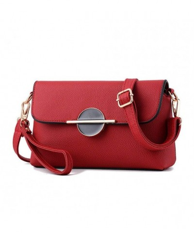 Womens Leather Crossbody Convertible Shoulder