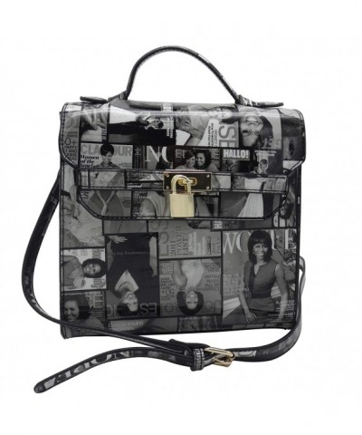 Michelle Obama Magazine Style Crossbody