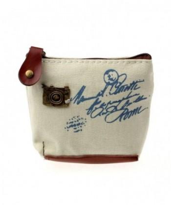 Yoyorule Retro Wallet Handbag Eiffel