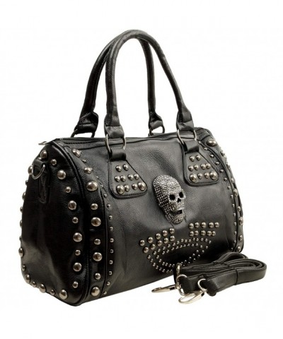 MG Collection Howea Studded Shoulder