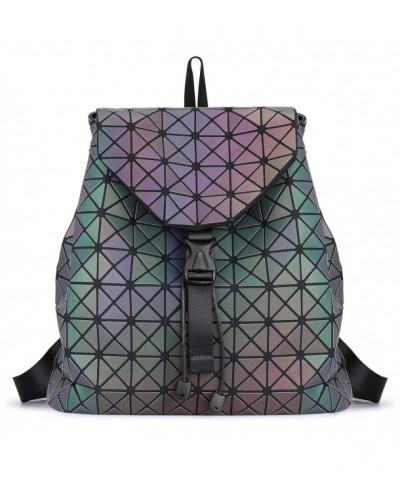 SAMSHOWME Fashion Luminous Backpack Capacity