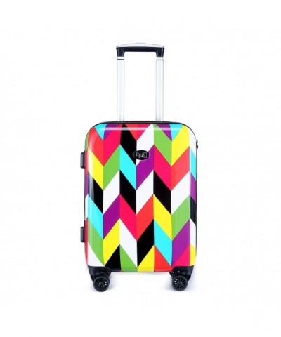 French Bull Carry Spinner Luggage