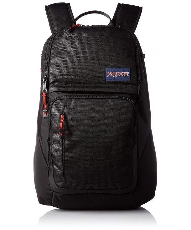 JanSport Broadband Laptop Backpack Black
