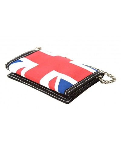 Union Jack British Chain Wallet