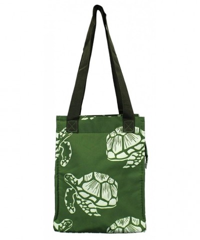Enimay Patterned Shoulder Insulated Hangbag