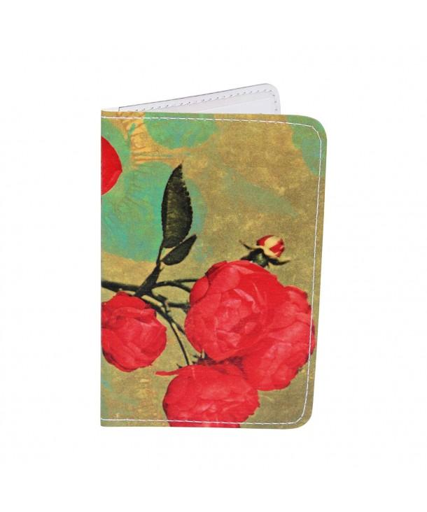 Darling Rose Gift Holder Wallet