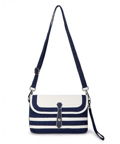 Hengta Womens Stripe Crossbody Shoulder