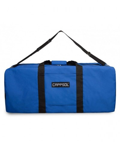 Cappsol Duffel Equipment Travel Rooftop