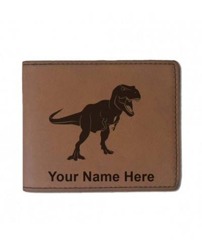 Tyrannosaurus Dinosaur Personalized Engraving Included