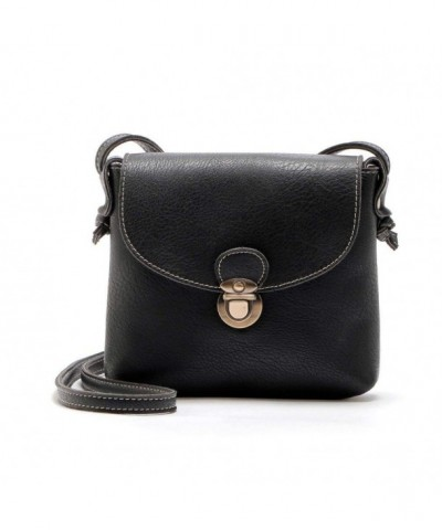 Leather Satchel Shoulder Bag NEWONESUN
