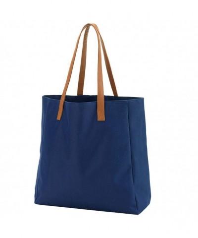 Navy High Fashion Tote Bag