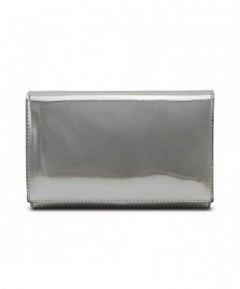 Jieway Clutch Leather Handbags Shoulder