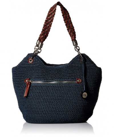 Sak Indio Crochet Satchel Bag