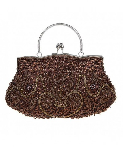 Albabara Beaded Handmade Evening Handbags