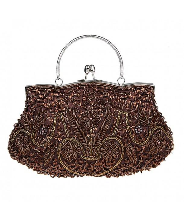 Albabara Beaded Handmade Evening Handbags