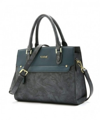Kadell Vintage Leather Handbags Shoulder