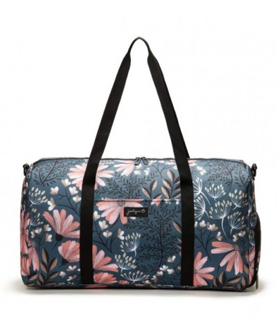 Jadyn Womens Weekender Duffel Pocket