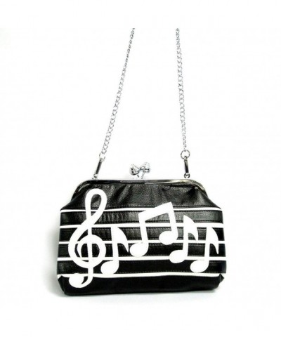 Stylish Themed Framed Shoulder Handbag