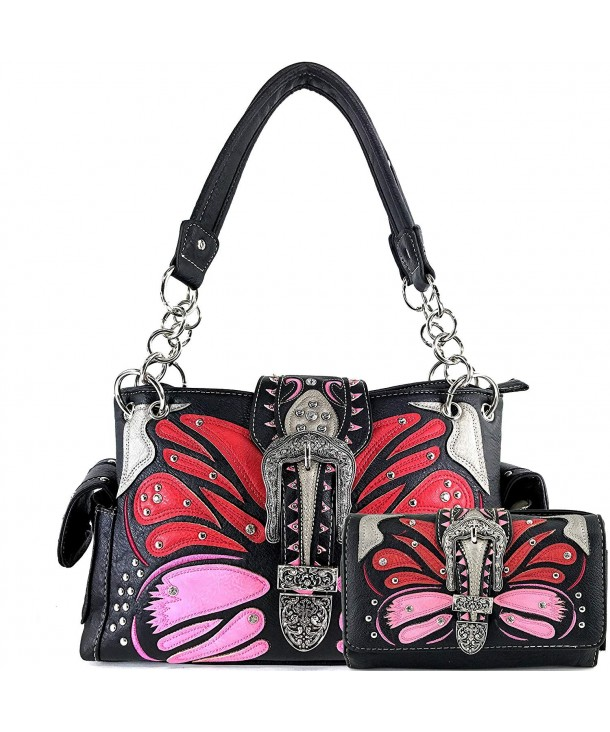 Justin West Abstract Butterfly Conceal