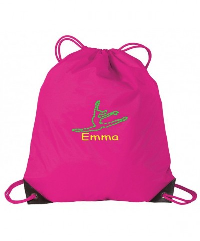 Dance Personalized Drawstring Cinch Backpack