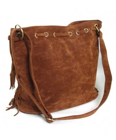 Graceful Fringe Handbag Shoulder Fringed