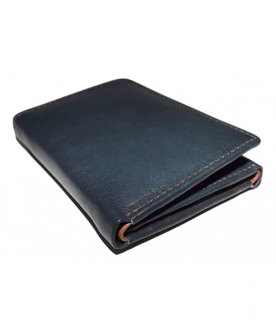 Italia Leather Protected Trifold Credit