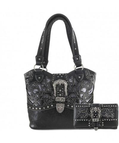 Justin West Western Concealed Handbag