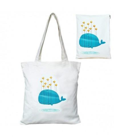 kilofly Cotton Shopping Shoulder Matching