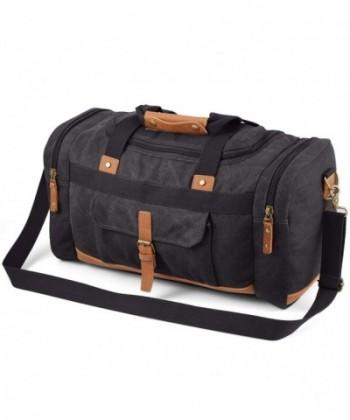 Plambag Canvas Luggage Duffel Shoulder