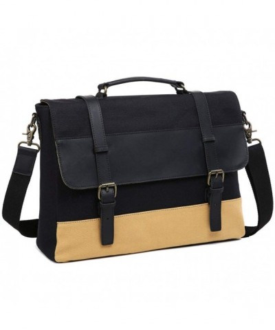 Lecxci Messenger Waterproof Business Briefcase