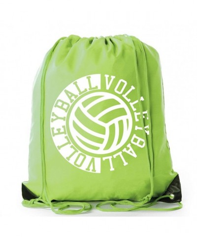 Mato Hash Volleyball Drawstring Backpacks