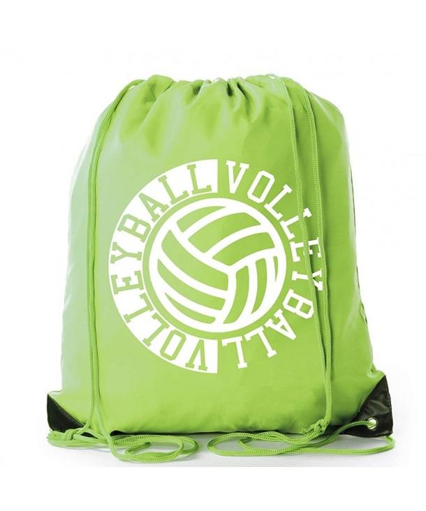 Mato Hash Volleyball Drawstring Backpacks