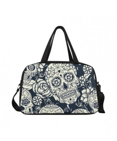 InterestPrint Duffel Travel Handbag Luggage