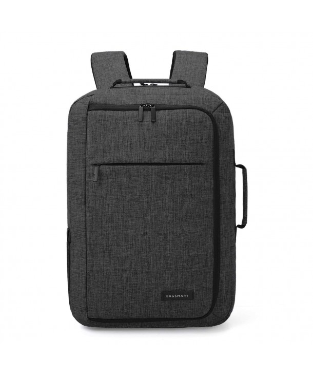 BAGSMART Backpack Convertible Briefcase Water Resistant